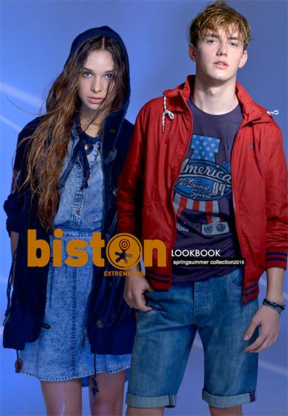 BISTON lookbooks